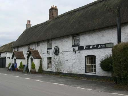 The Weld Arms Lulworth Dorset