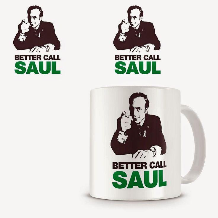 Taza Serie Better Call Saul | Tazas y Jarras