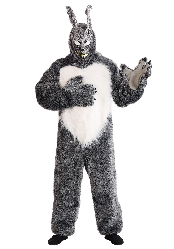 Donnie Darko Frank the Bunny Costume for Adults in 2020 - Bunny costume, Adult costumes, Scary ...