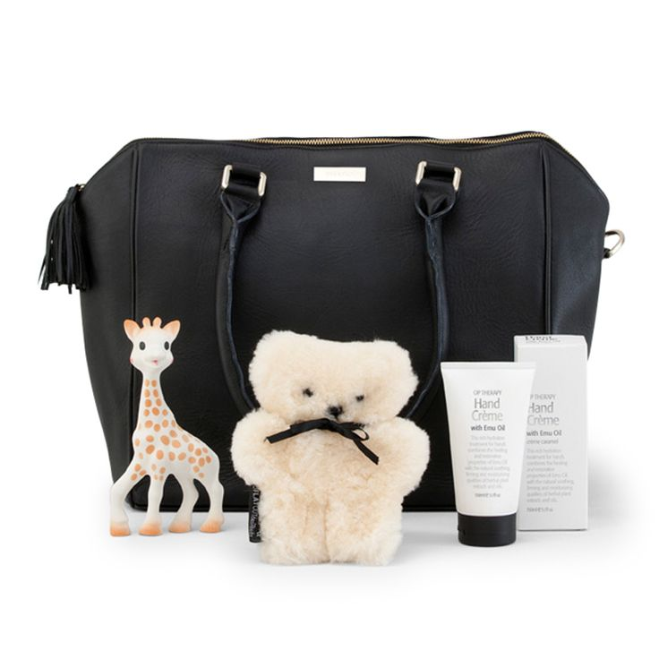 Kinnon Annie Baby Bag + Baby Essentials | Mother & Baby Hampers | Bockers & Pony