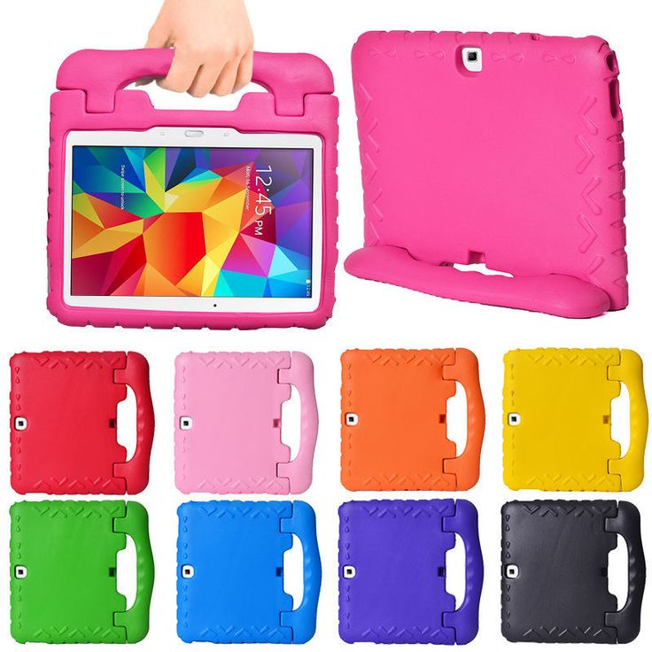 Kids Samsung Galaxy Note 10.1 (2014) P600 P605 Shockproof Case Cover - myCaseCovers