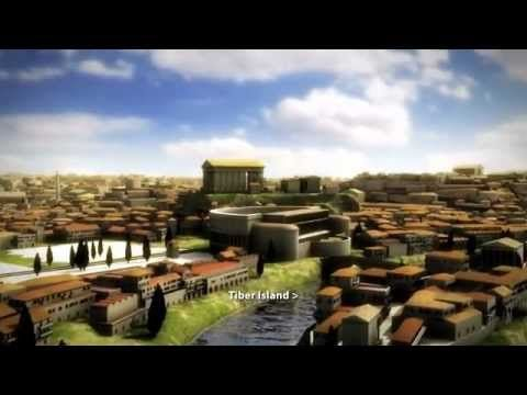 virtual tour of ancient Rome