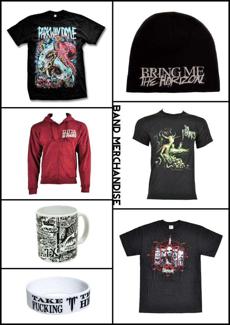 Band Merchandise One. #band #merchandise via Sabrina Bowers www.facebook.com/tiwmusic for music and fun