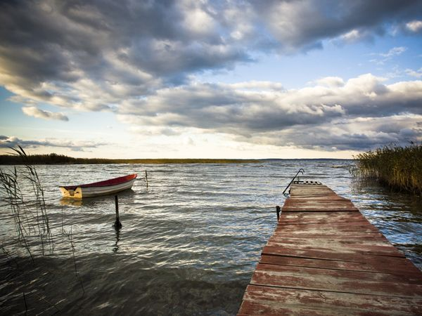 Masurian Lake District: This region of some 2,000 lakes in northeastern Poland remains a quintessential example of the simple pleasures of traditional country life [Photo by spreephoto.de, Getty Images].