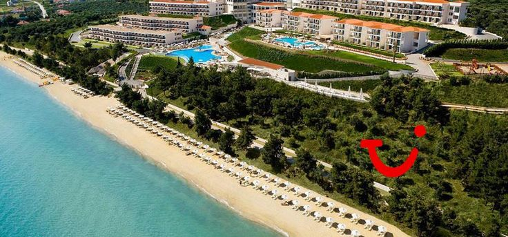 Ikos Oceania (hotel) - Nea Moudania - Griekenland | TUI