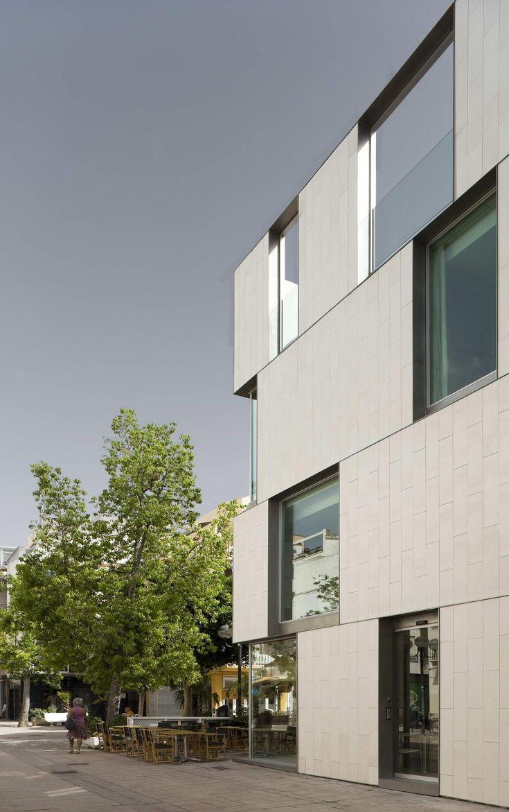 OAB - Office of Architecture in Barcelona - Project - Hotel Alenti - Image-11