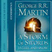 A Storm Of Swords: A Song of Ice and Fire, Book 3 | Read more: http://www.freeaudiobooks.ws/2012/03/a-storm-of-swords-free-audiobook.html