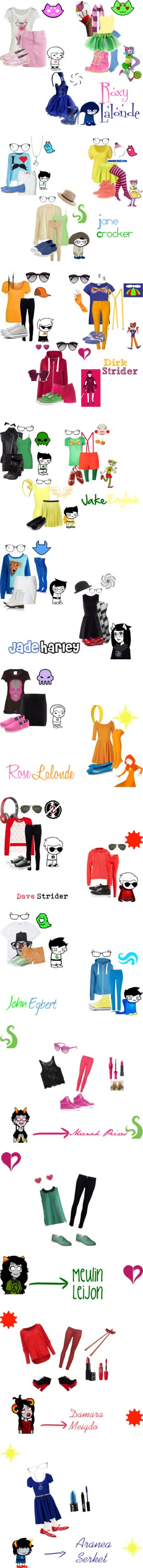"""""""FashionStuck"""" by honeysenpai ❤ liked on Polyvore"""