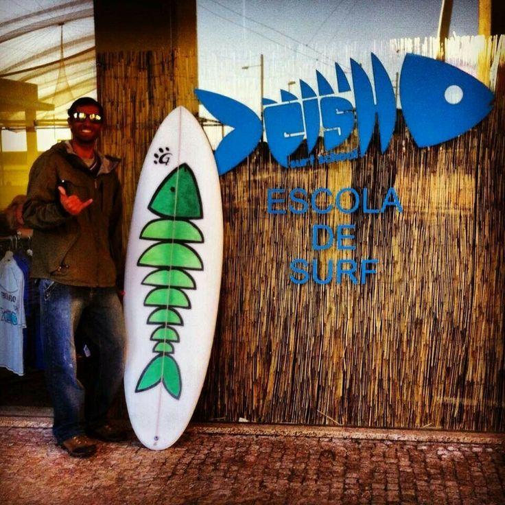 Guzosurfboards - podes encomendar a tua prancha Guzo surfboards na Fish surf school em Matosinhos
