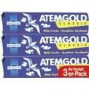 Atemgol - reminds me on my loved mother (died 2001) She loves this, and every time she has one stack in her handbag <3