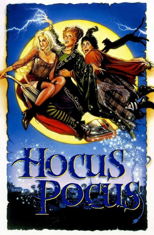 My absolutely favorite Halloween movie as a kid and now my kiddos LOVE it. This is a great tradition every year for us. Watching it right now. :)))
