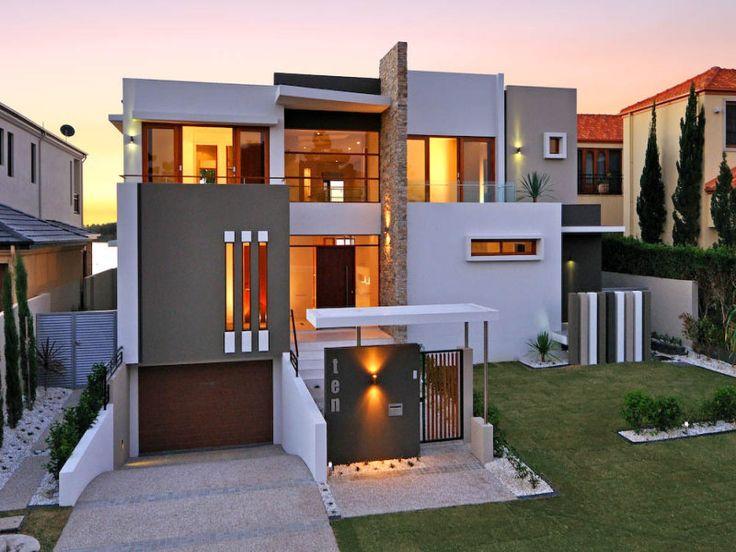 House Facade Ideas. Beautiful HomesModern ...