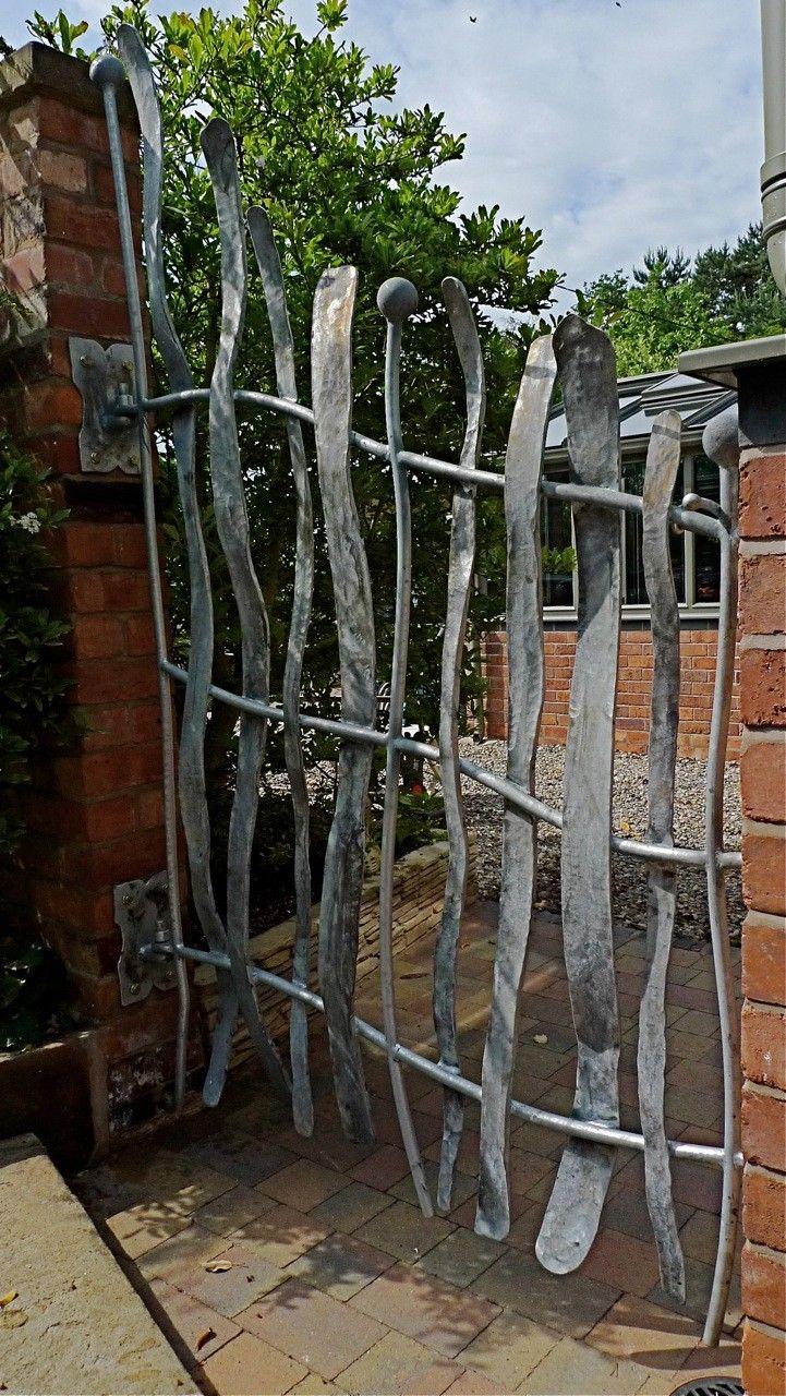Beau Sculpture And Garden Art , Artistic Metal Furniture And Gates   Garden And  Drive Gates