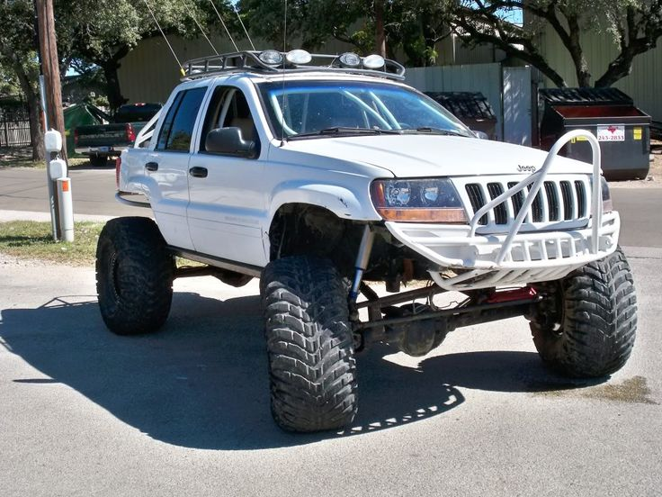 1999 Jeep Grand Cherokee (WJ) Upgrades and Fixes - Pirate4x4.Com : 4x4 and Off-Road Forum