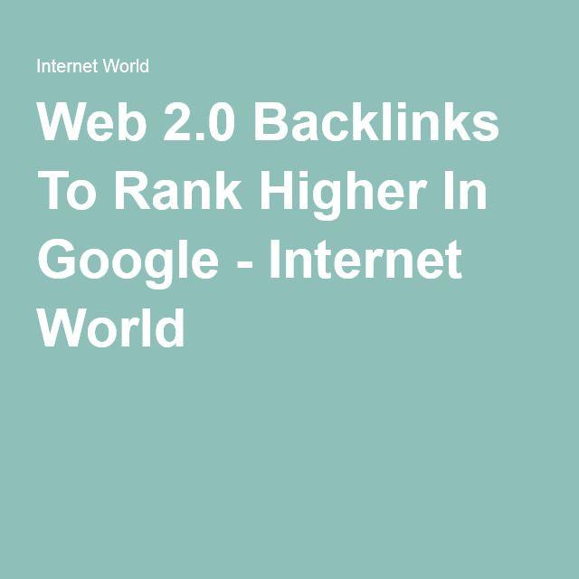150 best Backlink Tips images on Pinterest Inbound marketing