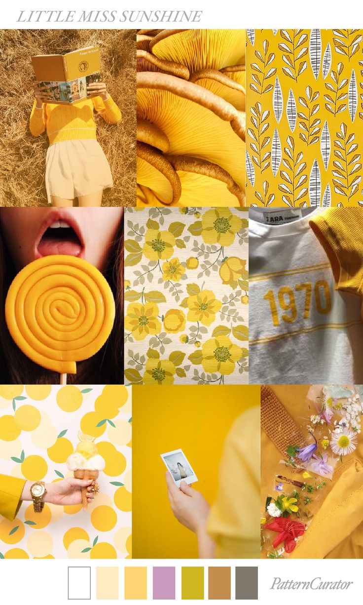 LITTLE MISS SUNSHINE by PatternCurator