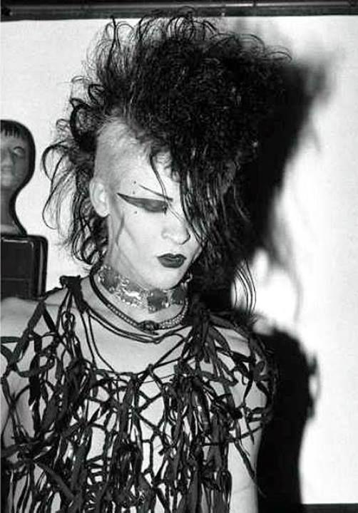 gothic pic slut