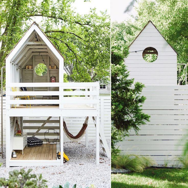 Bester Wohnraum im Freien 2018: Kristin Barlowe-Clauers Gartenvogelhaus für kleine und große Kinder