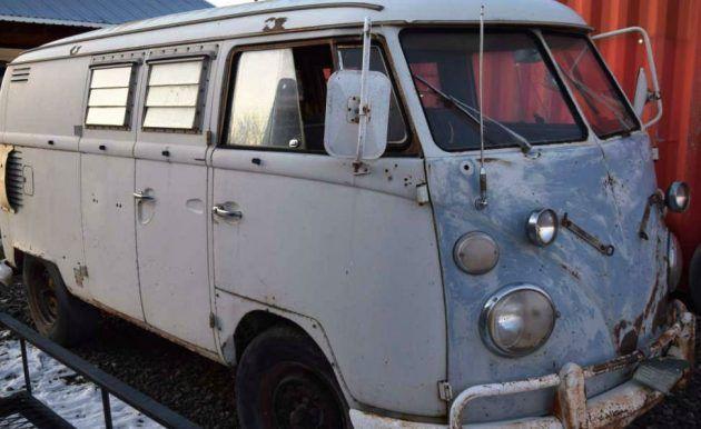 Sundial Conversion 1965 Vw Camper Vw Camper Volkswagen Camper Camper