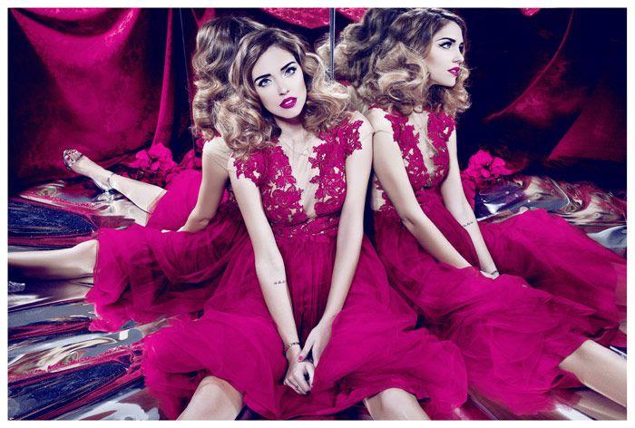 Chiara Ferragni Mirror mirror on the wall #PatriciaBonaldi