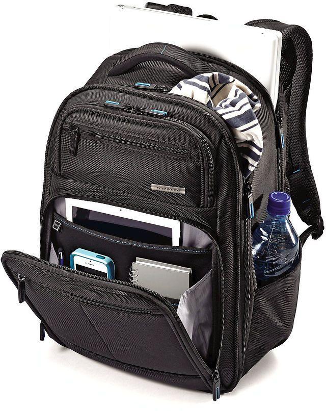 Samsonite Novex Perfect Fit Laptop Backpack $59.99 (samsonite.com)