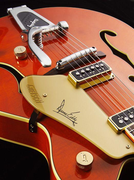 GRETSCH Duane Eddy - Shared by The Lewis Hamilton Band - https://www.facebook.com/lewishamiltonband/app_2405167945 - www.lewishamiltonmusic.com http://www.reverbnation.com/lewishamiltonmusic -