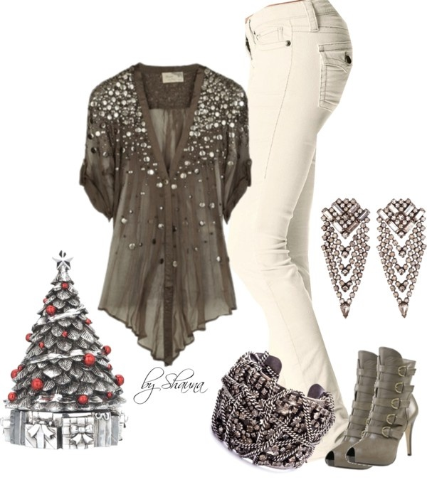 Party outfit cute christmas outfit fashion style holiday outfits