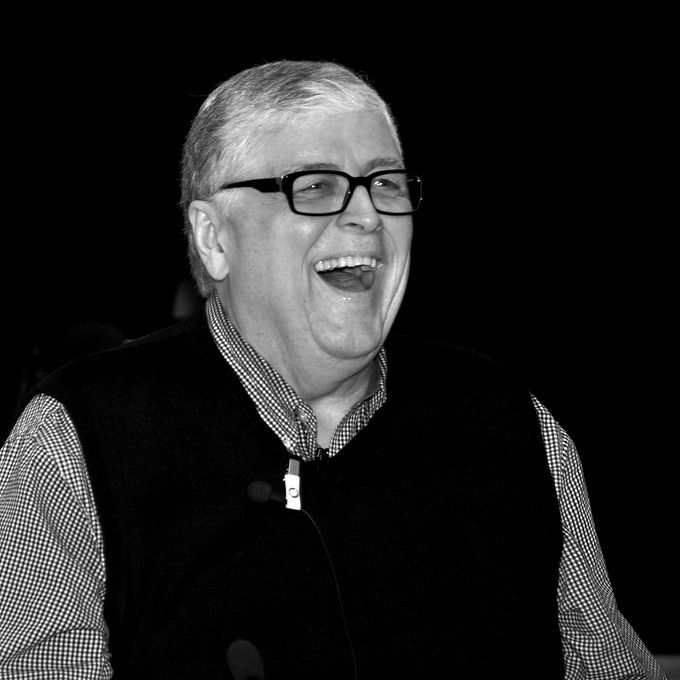 We asked accomplished people from all walks of life - like CBC broadcaster Rick Cluff - to talk about values-driven lives, and the meaning of legacy