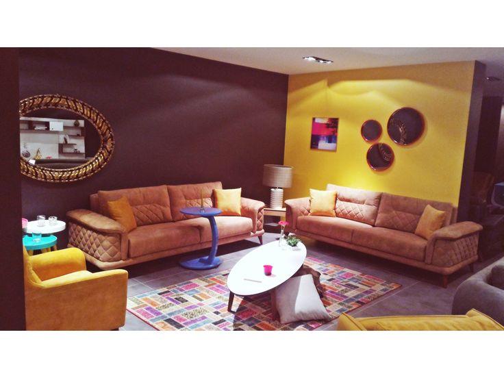 Palma Modern Koltuk Takımı konforu ve zarifliği ile sizin için tasarlandı!  #Palma #Modern #Koltuk #Takımı #Sönmez #Home #Mobilya
