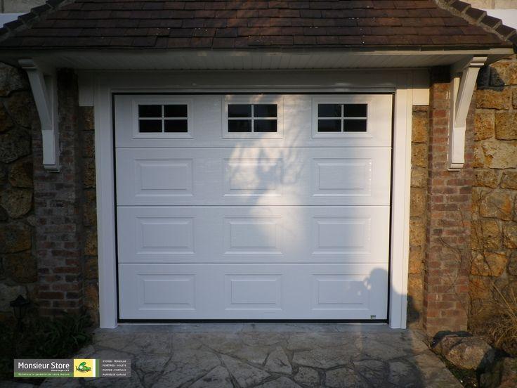 Les 25 meilleures id es de la cat gorie hublot porte de garage sur pinterest grille fen tre - Porte de garage sectionnelle woodgrain ...