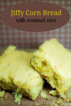 Jiffy Corn Bread with creamed corn| Sweet Corn Cake is what I call it. Done a variation of this recipe with Jiffy Corn Bread mix, Stick of melted butter & can of creamed corn.