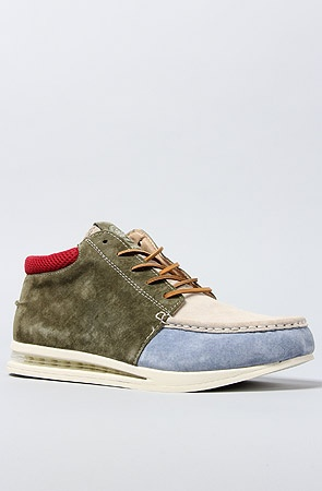 #PLNDR  The 28 Sneaker in Multi & Papyrus Gourmet