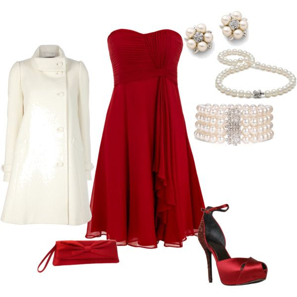 Christmas Office Party Dress Ideas Part - 27: Christmas Party Outfits For Women