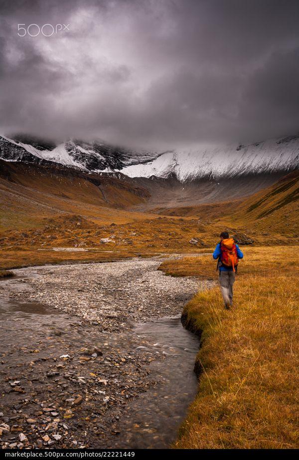 Malatrà Valley - Aosta Valley, Italy © Andrea Varetto | 500px.com | #ValleDAosta #Italia #Aostatal #Italien
