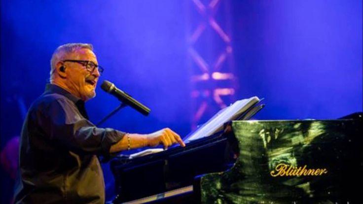 Konstantin Wecker bei den Songs an einem Sommerabend 2016