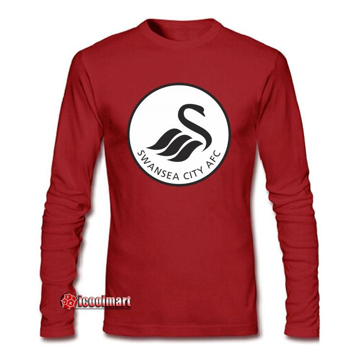 Swansea City Football Club T-Shirt Swansea City Football Club is one of the most popular teams in Big Five European Football Leagues,many people love it and support it,so Swansea City Football Club Logo T-Shirt is your best choice. Putting on our soft and comfortable T-Shirt quickly to cheer for you