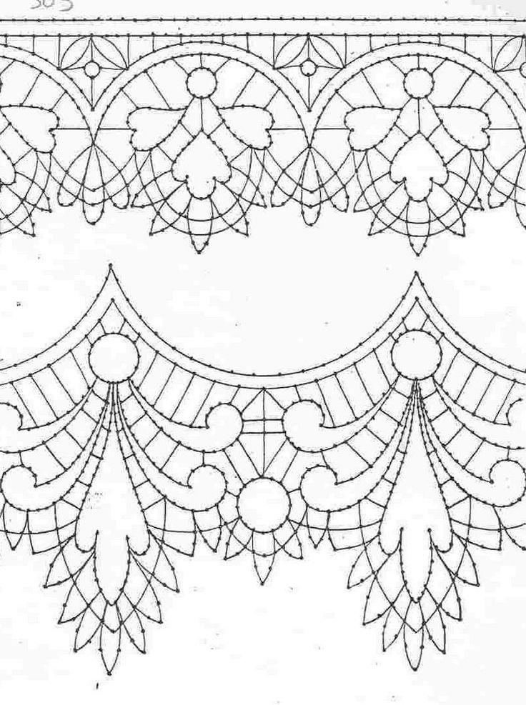 Картинки кружева узоры на бумаге