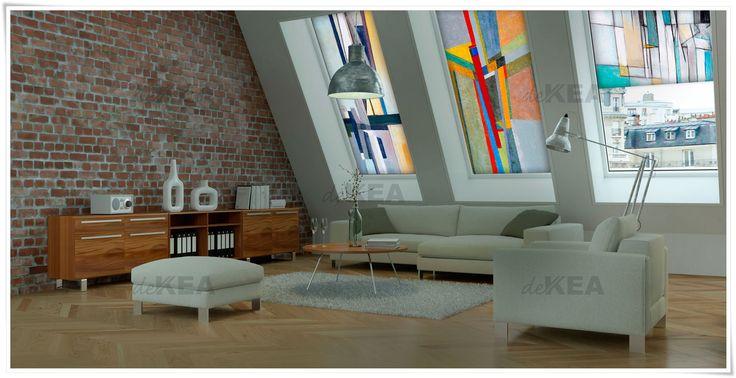 Rolety dachowe deKEA z pieknymi obrazami. Wyróznij swoje wnętrze z naszymi dekoracjami.
