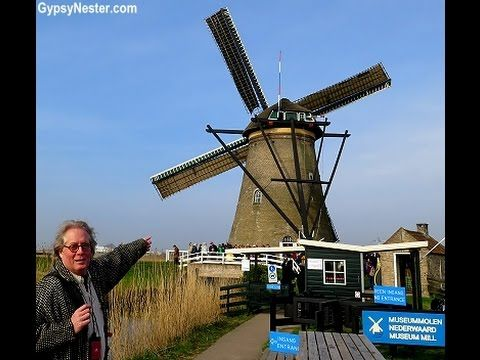 Join us on a tour of the inside of a windmill in #Holland! See more: http://www.gypsynester.com/tulips.htm