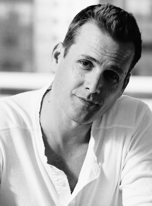 Gabriel Macht is too fine for his own good