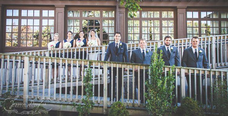 This was a fun wedding party!  Palais Royale Ballroom - Toronto