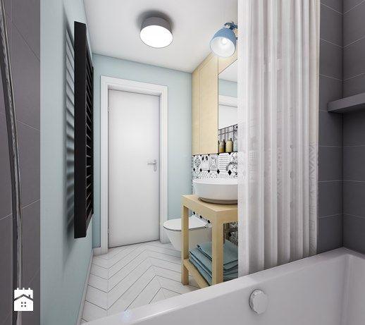 Łazienka, styl eklektyczny - zdjęcie od Boho Studio