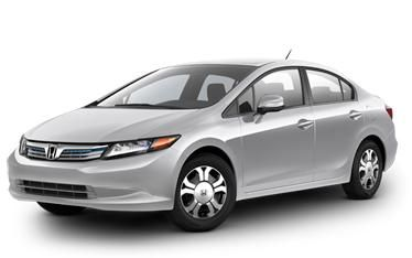 I'm learning all about Honda Civic Hybrid at @Influenster!