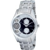 Fossil Men's ME1011 Chronograph Stainless Steel Watch (Watch)By Fossil