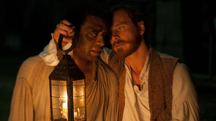 '12 Years A Slave' Inspires 'True Conversations' About Slavery : NPR