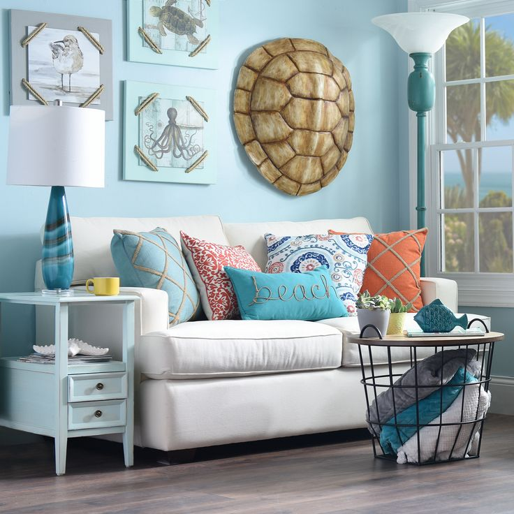 Add some texture to your wall art with unique prints and frames! With the wide variety of prints and shapes all coastal-themed, you're sure to find the perfect piece for your home.