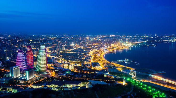 Sarà la città che ospiterà il prossimo GP di F1 #baku #f1 #azerbaigian #sport #corse #ferrari #luigimasciotta
