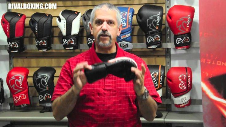 rival rb40 bag glove (+playlist)