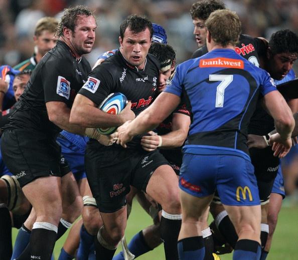 Bismarck Du Plessis Photo - Super Rugby Rd 12 - Sharks v Force