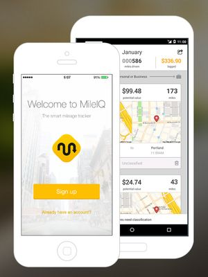 MILEIQ App-- track your milage easily for your all photoshoots as a tax write off. Check out the blog post for more tips on running your wedding photography business.